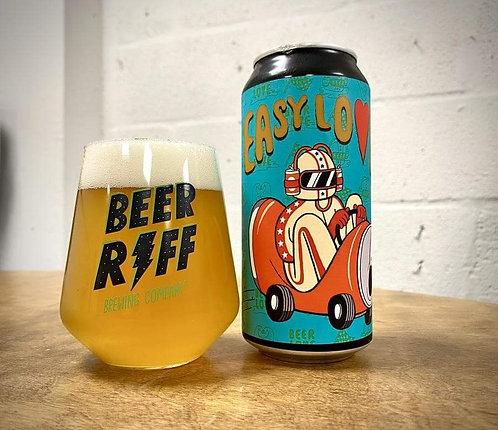 BEER RIFF - EASY LOVER (440ml) 4.2%abv