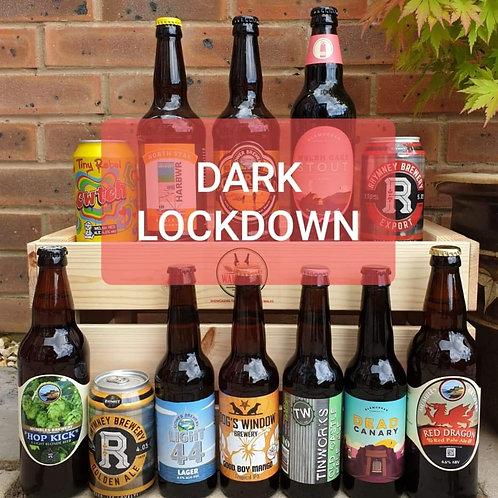 DARK LOCK DOWN BUMPER PACK (12 beers)