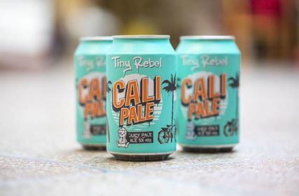 TINY REBEL - CALI PALE ALE (330ml) 5% abv