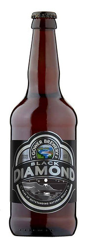 GOWER - BLACK DIAMOND (500ml) 4.2% abv
