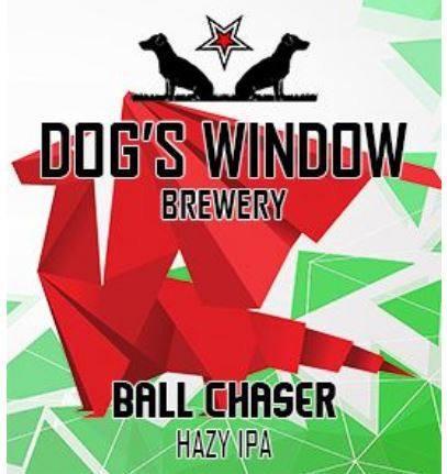 DOG'S WINDOW - BALL CHASER (330ml) 5.3% abv