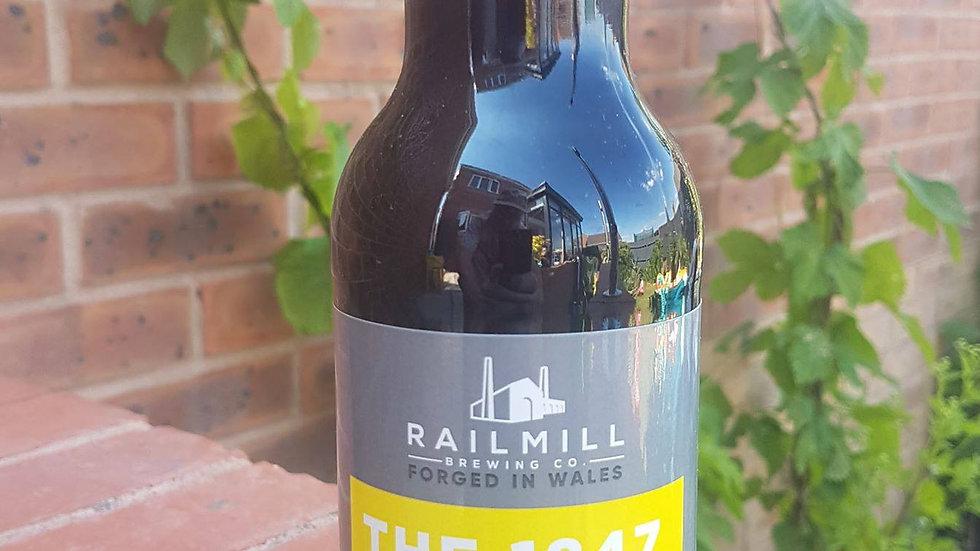 RAILMILL-THE 1847 (500ml) 4.7%abv