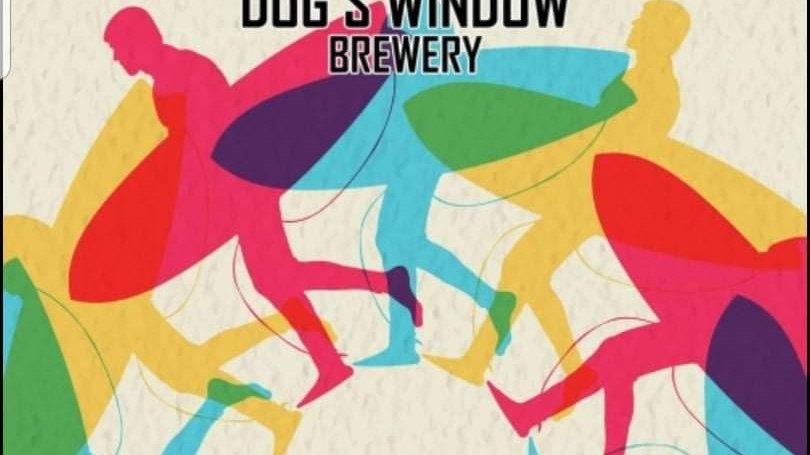 DOG'S WINDOW  - IT MUST BE NEWTON IPA (440ml) 4.3%abv