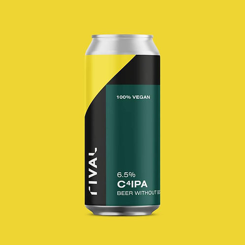 RIVAL - C4 WEST COAST IPA (440ml) 6.5% abv