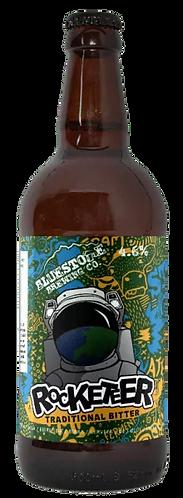 BLUESTONE  - ROCKETEER (500ml) 4.6%abv