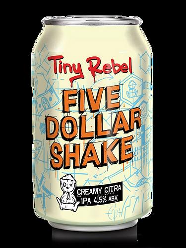 TINY REBEL - FIVE DOLLAR SHAKE (330ml) 4.5%abv