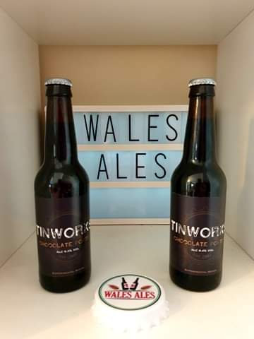 TINWORKS  - CHOCOLATE PORTER (330ml) 6.4%abv
