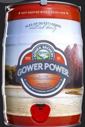 GOWER - POWER 5.5% abv 9 pint mini keg