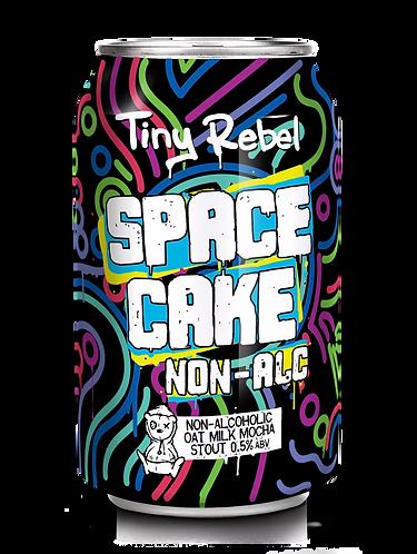 TINY REBEL  - SPACE CAKE NON ALCOHOLIC (330ml) 0.5%abv