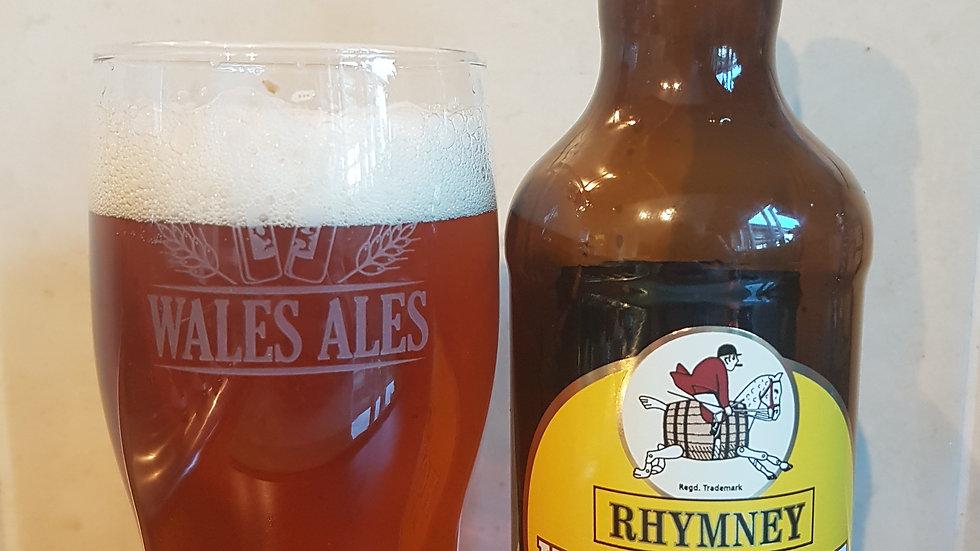 RHYMNEY - HOBBY HORSE (500ml) 3.9% abv
