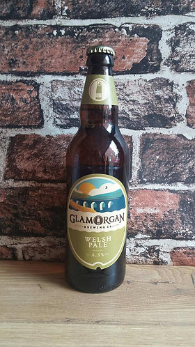 GLAMORGAN - WELSH PALE ALE (500ml) 4.1% abv