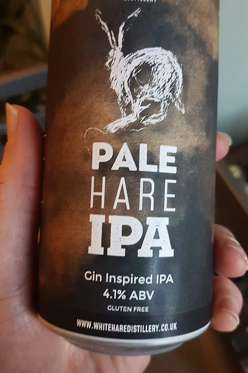 TOMOS & LILFORD  - PALE HARE GIN INSPIRED IPA (440ml) 4.1%abv