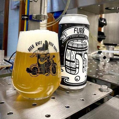 BEER RIFF - FURR LAGER (440ml) 4.5%abv