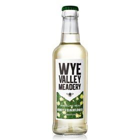 WYE VALLEY MEADERY - HONEY & ELDERFLOWER (330ml) 5.5% abv