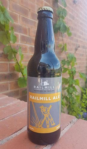 RAILMILL- RAILMILL ALE  (500ml) 5.3%abv