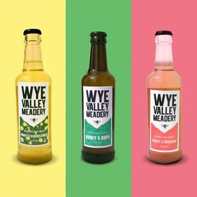 10 x WYE VALLEY MEADERY (330ml)