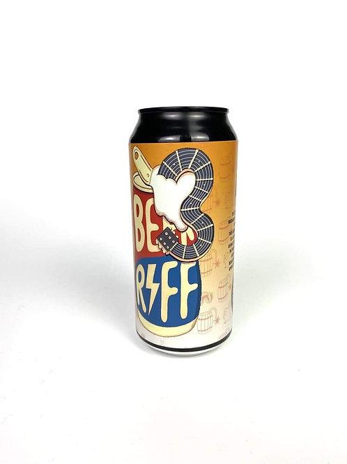 BEER RIFF & TENBY - APRICOT IPA (440ml) 6%abv