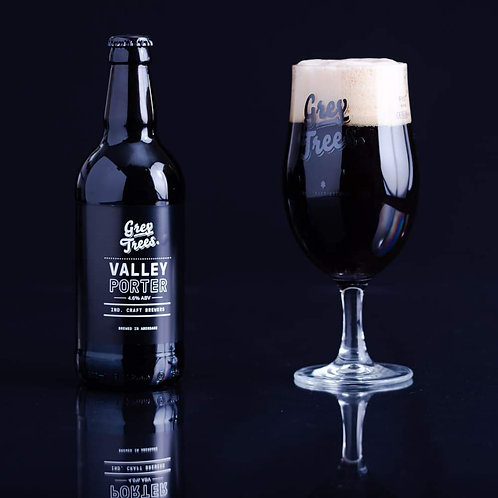 GREY TREES - VALLEY PORTER (500ml) 4.6%abv