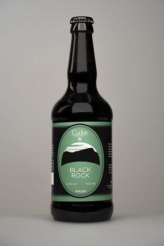 TUDOR BREWERY  - BLACK ROCK PORTER (500ml) 5.6%abv