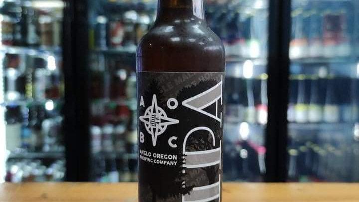 ANGLO-OREGON  - CASCADE IPA (330ml) 6.1%abv