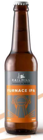 RAILMILL-FURNACE IPA (500ml) 5.8%abv