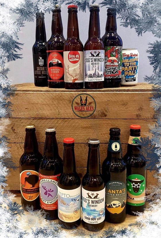 12 BEERS OF CHRISTMAS ARTICLES