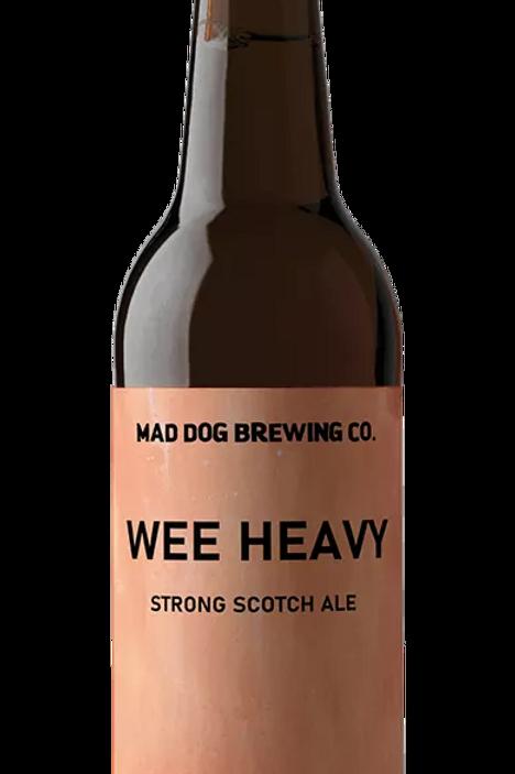 MAD DOG BREWERY - WEE HEAVY SCOTCH ALE (330ml) 8.3% abv