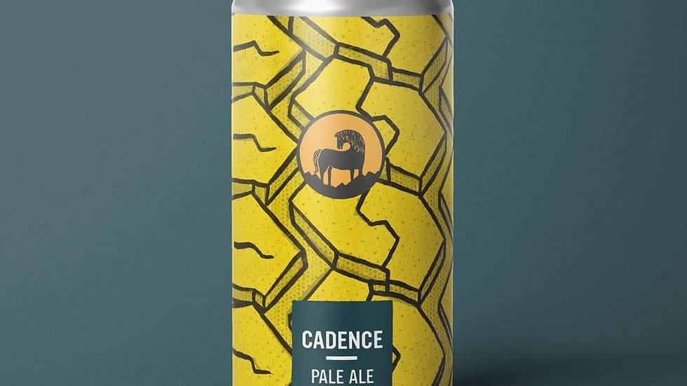 WILD HORSE  - CADENCE PALE ALE (440ml) 4.5%abv