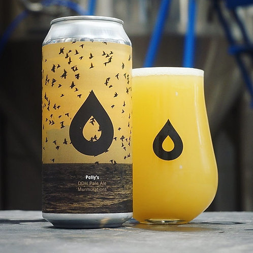 POLLY'S  - MURMURATIONS DDH PALE (440ml) 5.5% abv