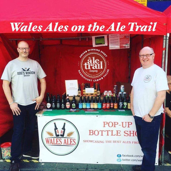 WALES ALES ON THE ALE TRAIL