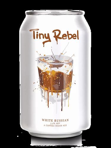 TINY REBEL  - WHITE RUSSIAN (330ml) 5.2%abv
