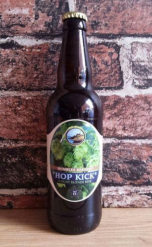 MUMBLES-HOP KICK (500ml) 4.0% abv