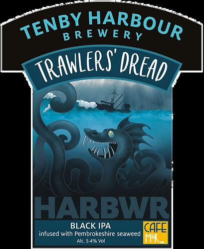 TENBY HARBWR-TRAWLER'S DREAD(500ml) 5.4%abv