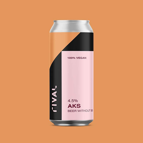 RIVAL  - APRICOT KETTLE SOUR (440ml) 4.5% abv