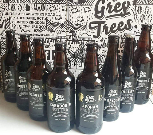 GREY TREES 12 BEER MIXED PACK