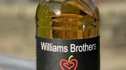 WILLIAMS BROS - BIFFYN SWEET CIDER (500ml) 5.8% abv