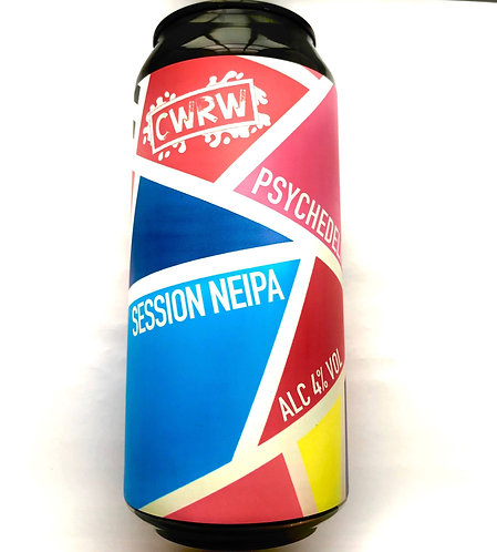 TENBY/CWRW - PSYCHEDELIC SESSION NEIPA 4% abv