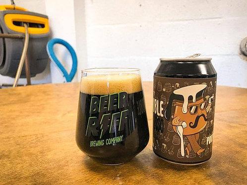 BEER RIFF - DOUBLE ESPRESSO COFFEE PORTER (330ml) 7.5%abv