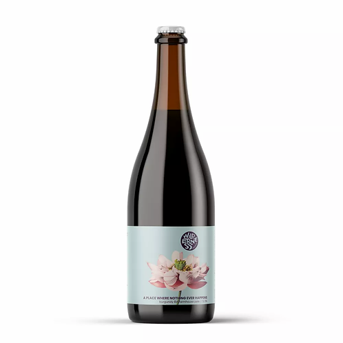WILDERNESS BREWERY  - A PLACE WHERE ...(750ml) 5.3%abv