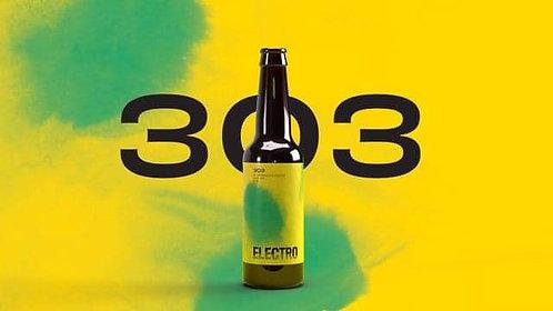 ELECTRO - 303 AMARILLO & SIMCOE PALE ALE (330ml) 4.7%abv