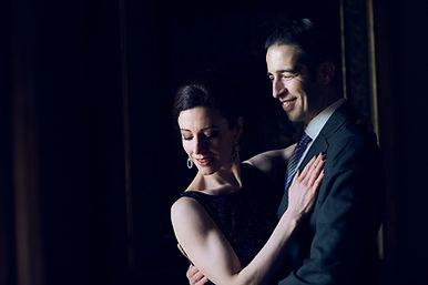 Jenny &. Ricardo tango dancers