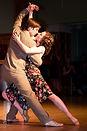 Photo of J & R Oria in Tango Performance