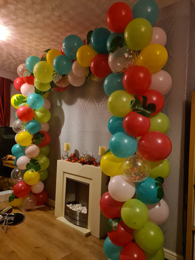 BALLOON ARCH PACKAGE