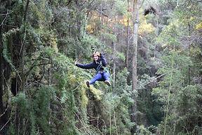 Escalada en Concepción, turismo aventura