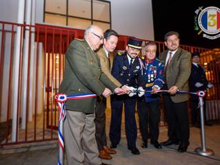 Inauguración de nuestro cuartel