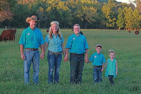 Thurston Family Beefmastes