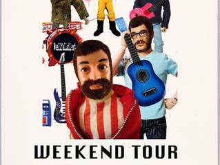 WeAllFallSilent Weekend Tour!