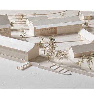 Modell Luftbild