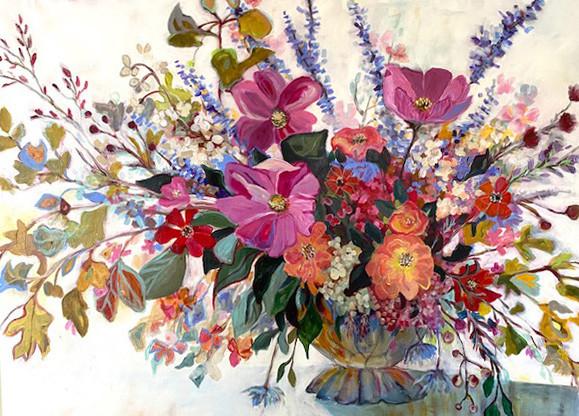 Tapestry of Petals