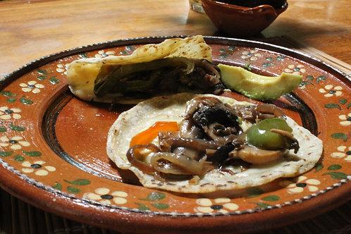Pilz Tacos